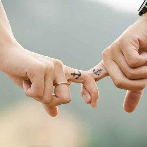 amor entre estrangeiros